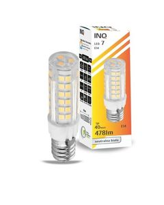 Lampa LED E14 LED 7 tower 590lm 4000K INQ LS020NW
